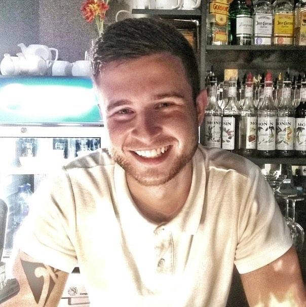 Кирилл Хоруженко, владелец кофе-поинтов в Чернигове
