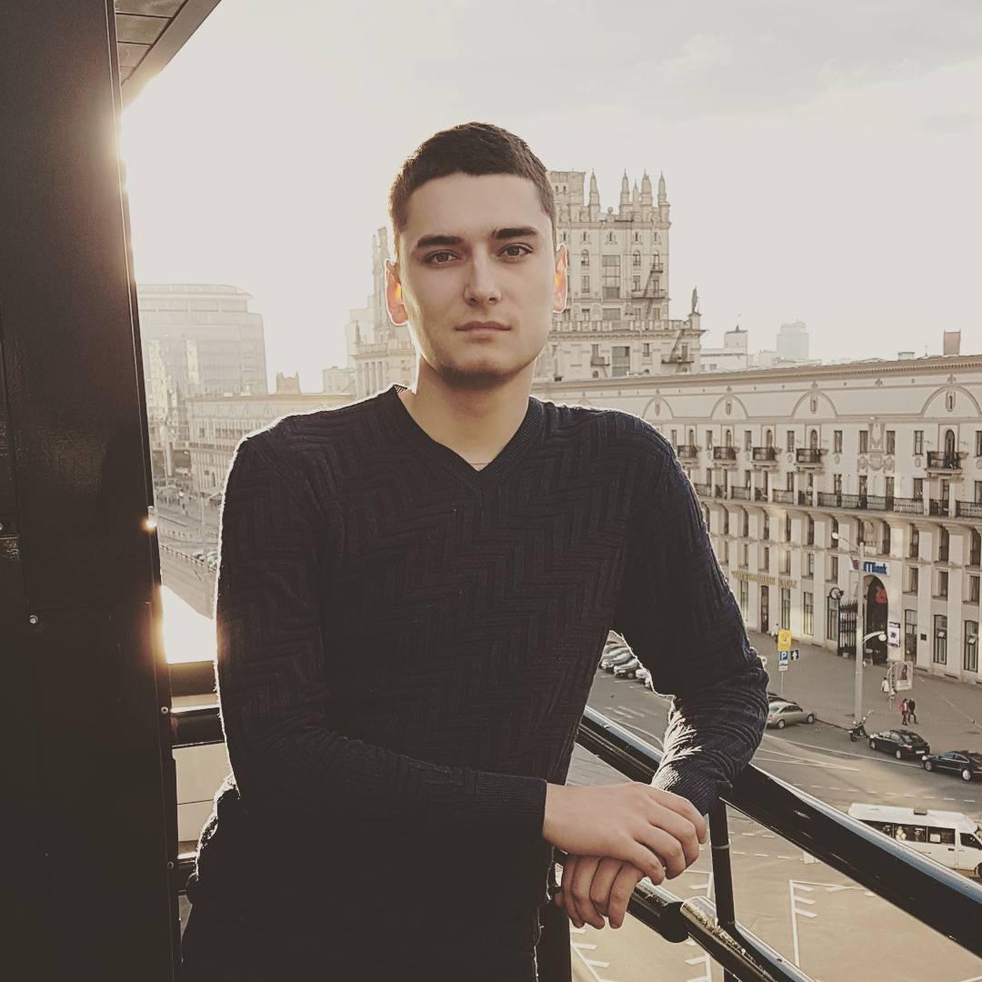Александр Дмитриев, криптоинвестор из Минска