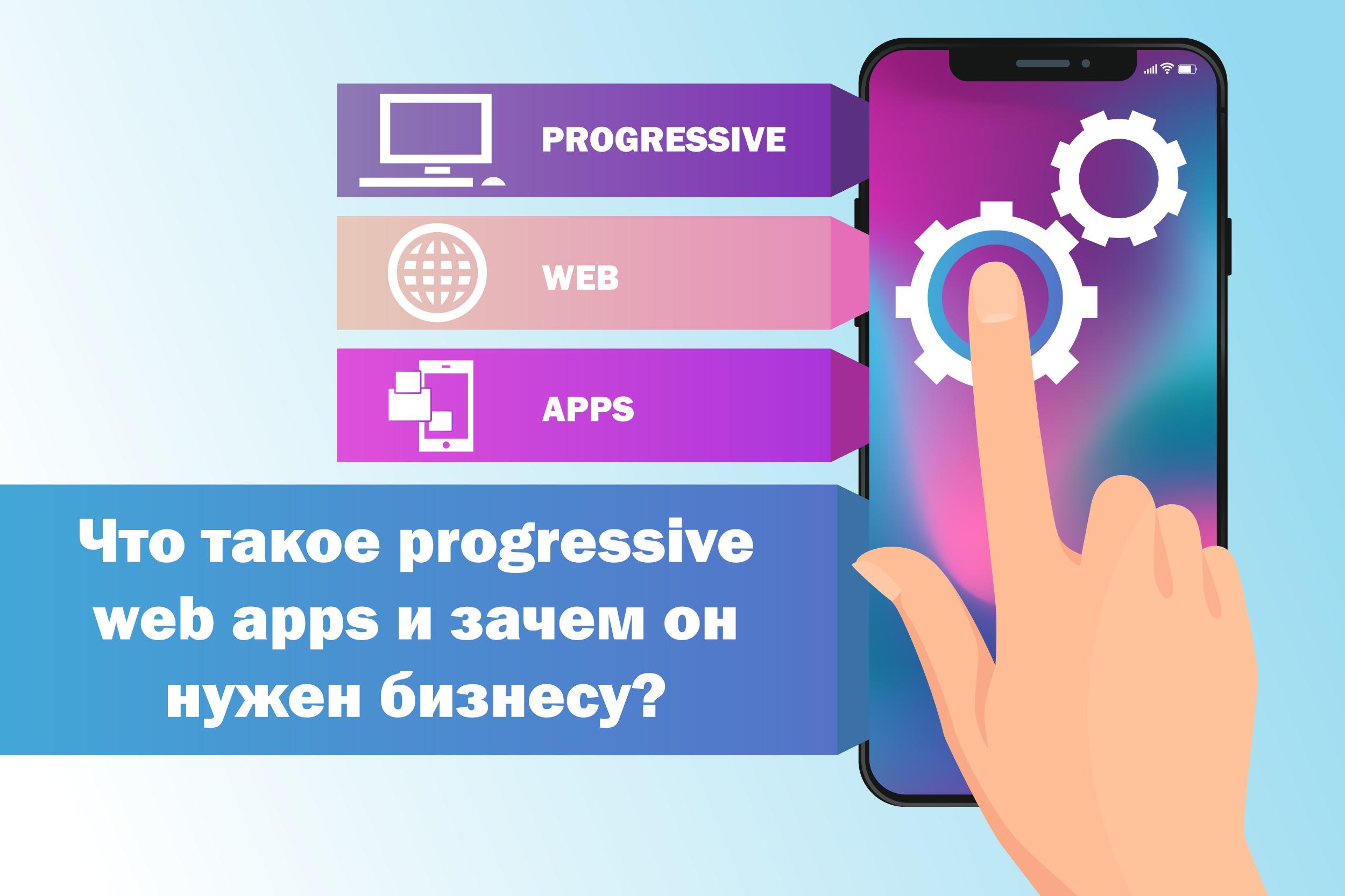 Что такое progressive web apps и зачем он нужен бизнесу